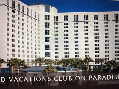 Photo for Great value at Hilton Grand Vacations on Paradise!