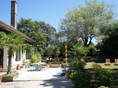 Photo for Martel Quercy House with garden in Martel