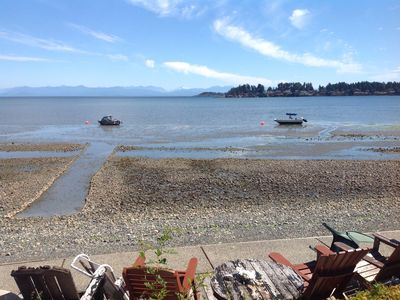 Photo for 1BR Cottage Vacation Rental in Parksville, BC