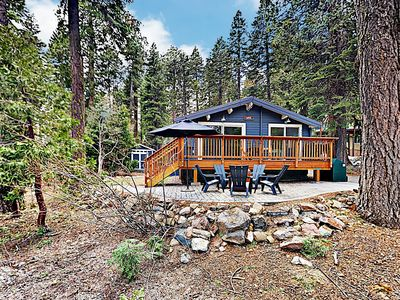 Photo for New Listing! Skyland Hideaway w/ Private Tahoe Beach - Near Homewood Slopes