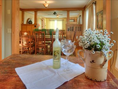 Blue Door Cottage - 30 Days or More Reservations Only