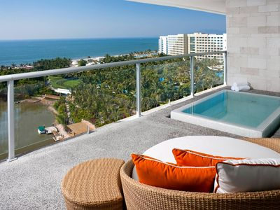 Photo for Exclusive Vidanta Nuevo Vallarta GRAND BLISS TWO BEDROOM  MASTER SUITE