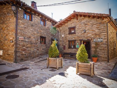 Photo for Self catering El Bulín de La Hiruela for 2 people