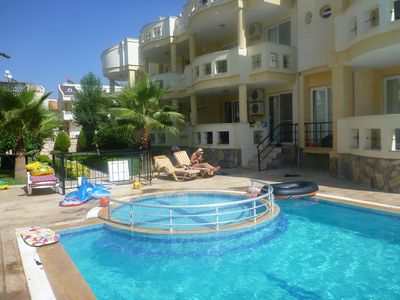 Photo for 2 Bedroom Luxury Apartment with communal pool