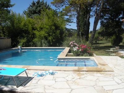 Photo for Villa in Aix countryside 3.5 km from the historic city center of Aix