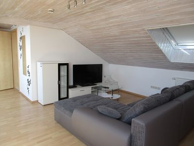 Photo for New NR duplex apartment KoppIII over 2 floors with balcony and distant view