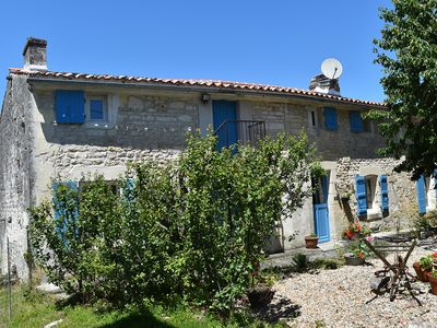 Photo for Farmhouse with Private Pool - authentic retreat perfect for family holidays