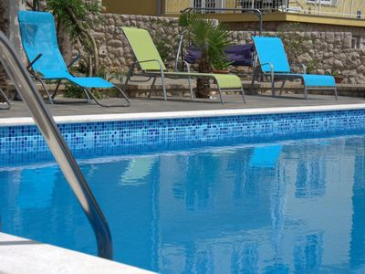 Photo for Holiday apartment Crikvenica for 1 - 4 persons - Holiday apartment