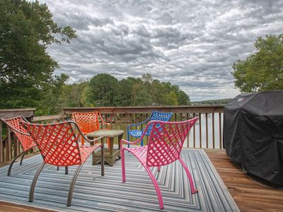 Photo for Lighthouse Landing, kayaks, firepit, pool table,dogfriendly