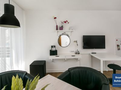 Photo for (B9) Central and quiet location in Berlin-Mitte with high-speed wifi