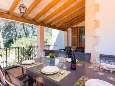 Photo for YourHouse Can Pere Vell - finca with pool in the Tramuntana mountains