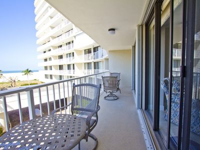 Photo for Stunning Beachfront Condo and a Price Reduction for March