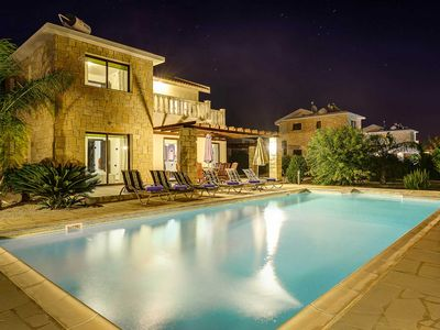 Photo for Villa Nicole - Close to local amenities, has a private pool & WI-FI included