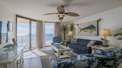 Photo for Unique Beachfront Condo Phoenix V!  Great Spring and Summer Rates!