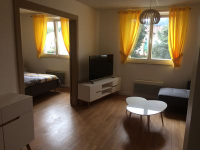 Photo for Spacious apartment 200 m from the lake