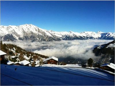 Photo for Family Chalet-Ski in / out. On the tracks
