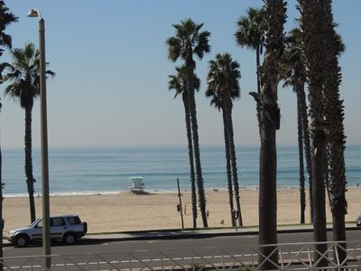 BEACHFRONT CONDO WITH OCEAN VIEW AND PIER VIEW--HUNTINGTON BEACH CA-SURF CITY US