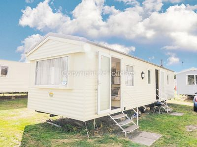 Photo for 8 berth caravan for rent at the Wild duck Haven holiday park ref 11019