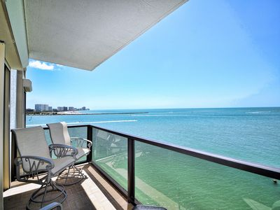 Photo for 440 West  607N 6th Floor 440 West Condo with Stunning Water View.