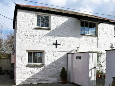 Photo for TREKENNER BARN, character holiday cottage in Pipers Pool, Ref 980111
