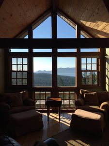 Photo for Magnificent View Property near Moran State Park