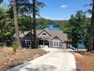 Photo for Beautiful New Home on Norris Lake -  July, August, September bookings available