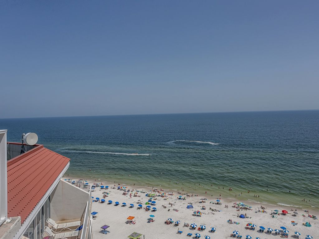 Lighthouse 1604 gulf shores gulf front homeaway gulf shores falaconquin