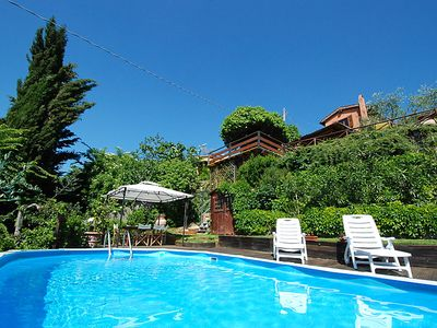 Photo for Vacation home Le Tatine  in Tavarnelle Val di Pesa, Tuscany Chianti - 6 persons, 3 bedrooms