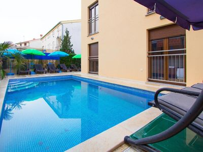 Photo for Holiday apartment Poreč for 4 - 6 persons with 2 bedrooms - Holiday apartment in a villa