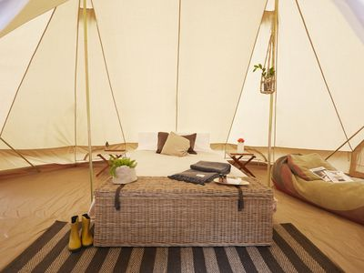 Photo for Family Glamping at Margaret River Retreat