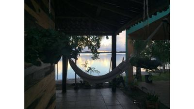 Photo for CHETUMAL WAÁY cabin view / spectacular access to the lagoon