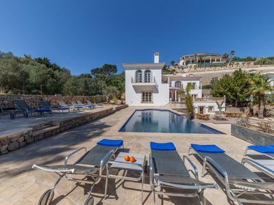 Photo for VILLA WINDS (licencia en trámite) - Villa for 10 people in Palma de Mallorca