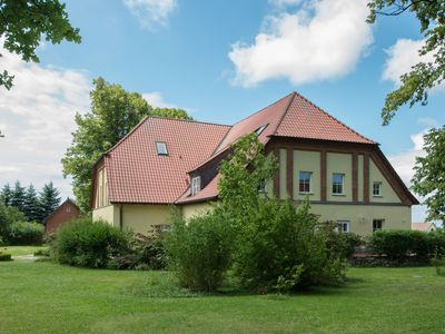 Photo for 3 apartments for 22 people, sauna, barbecue house, breakfast possible
