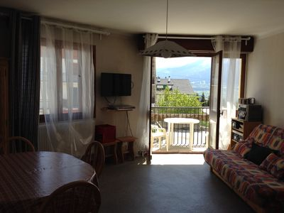 Photo for Charming 3 rooms 100m from gondola center