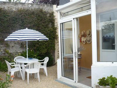 Photo for HOLIDAY HOME IN DINARD WITH PRIVATE PARKING