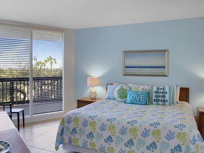 Photo for Sandpiper 308L: Oceanview 1 Bedroom 1 Bath, Beachfront with 24 Hr Management
