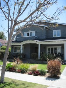 Fabulous Coastal Living Luxury Home Two Blocks from the Beach