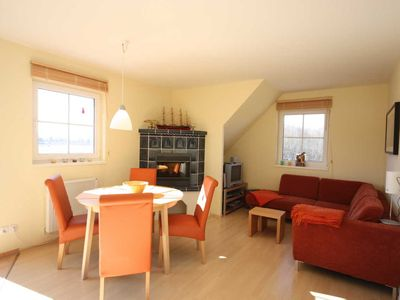 Photo for 2 rooms balcony - ** 300m to the Baltic beach ** Bj. 06, south-facing terrace / balcony