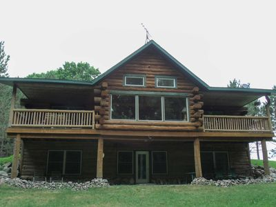 Photo for Lavish Tustin Cabin on 7 Acres w/Fire Pit & Porch!