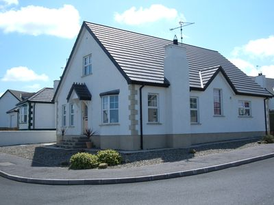 Photo for Award Winning Lodge situated on N. Irelands beautiful & historial North Coast
