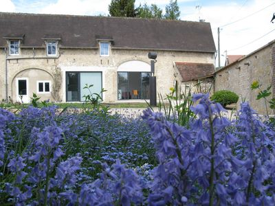 Photo for 2BR Farmhouse Vacation Rental in Port Mort, Normandie