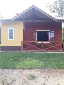 Photo for Chalet 1 - with bedroom, kitchen and bathroom
