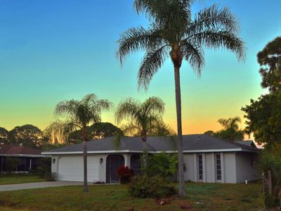 Photo for Gorgeous Home Away From Home - 2 Bedrooms, 2 Bath, Garage And Swaying Palm Trees