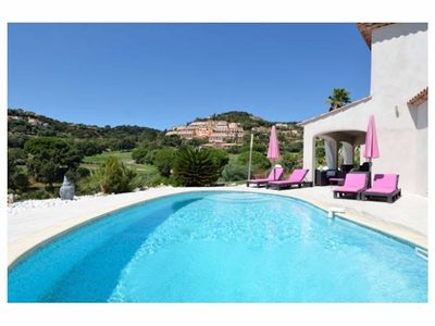 Photo for Modern villa 12 km from Saint Tropez