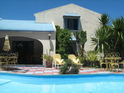 Photo for A1 villa with pool and air conditioning