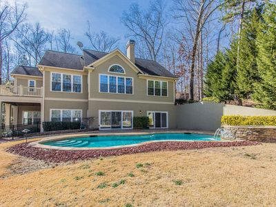 Photo for Lakefront Home with Pool  - Close to golf, restaurants, Publix