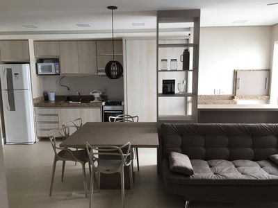 Photo for Excellent New Apartment, One Block From The Beach.