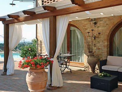 Photo for Vacation home La Vecchia Pieve  in Castelfiorentino, Tuscany Chianti - 6 persons, 2 bedrooms