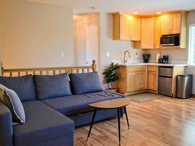 Photo for 2Br1Ba Guest Suite 2miles from Apple Spaceship