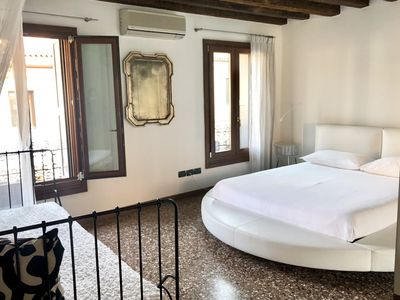 Photo for High level furnished short  term luxury apartment rentals in Padua Center